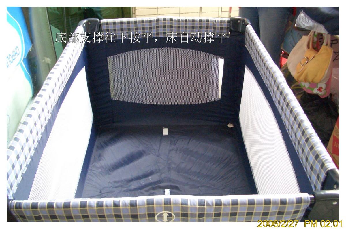 关于欧式婴儿床的安装图解!