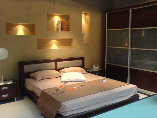 床 家居 家具 卧室 装修