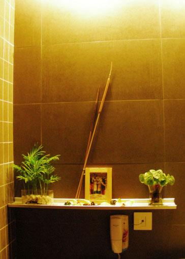 木桶淋浴房装修效果图