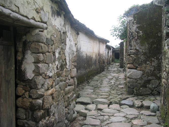 恩平石头村