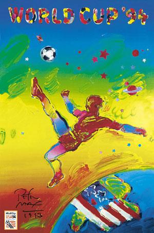 历届世界杯宣传海报贴图
