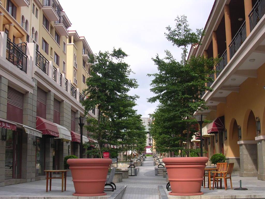 南山北墅:看风景的房子_振业城 - 家在深圳