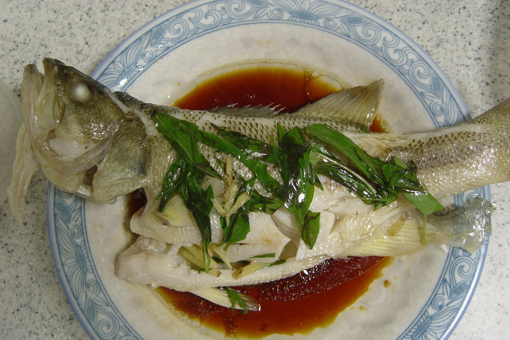清蒸塔嘛鱼的做法