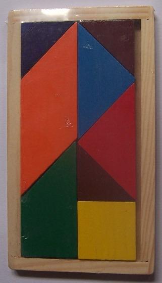 七巧板——8块长方形小积木