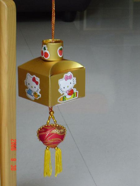 幼儿园明天要交一个自制灯笼