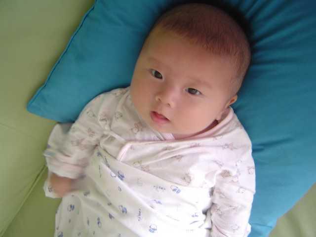 > 宝宝三个月了