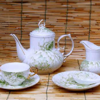 团购华光陶瓷(国宴用瓷)餐具意向贴,有兴趣的jm进来图片
