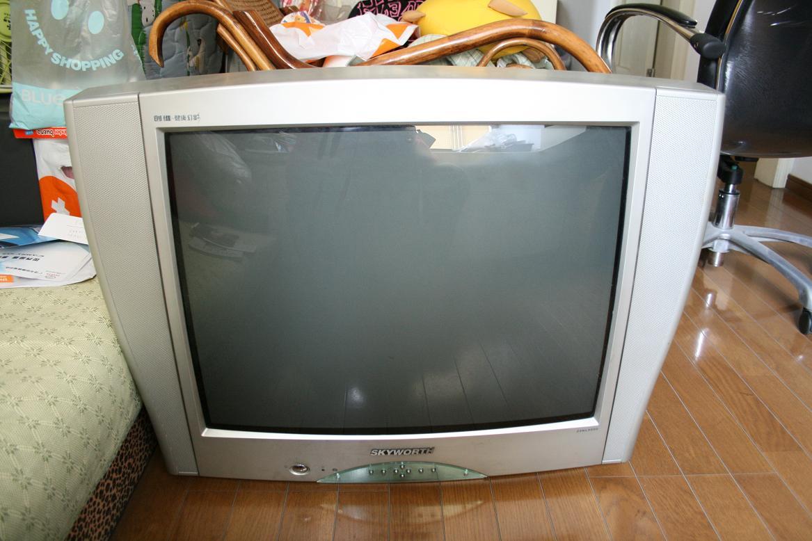 创维29寸电视机转让!_电器通讯