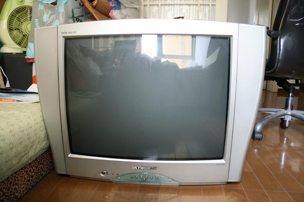 创维29寸电视机转让!