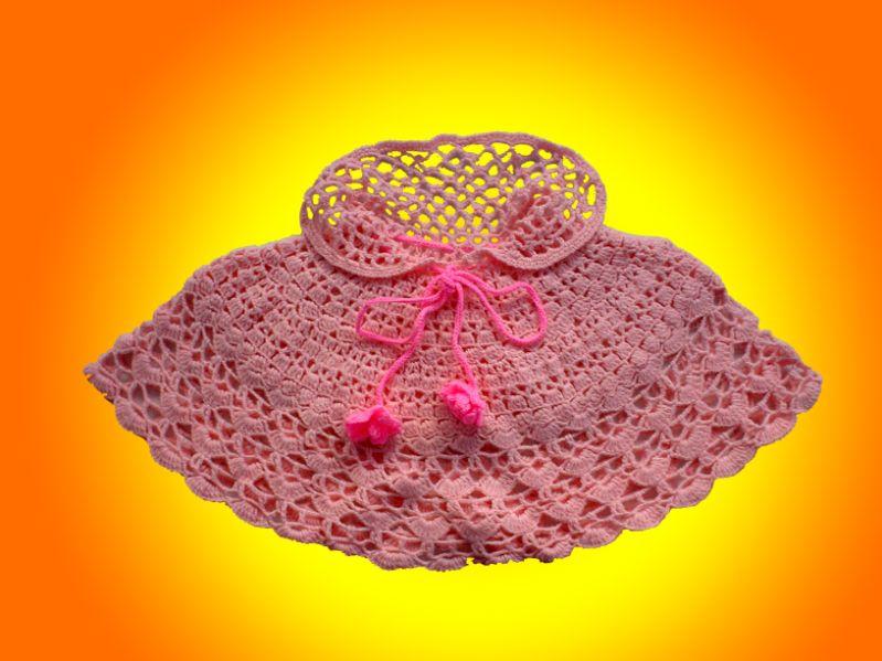 手工编织婴幼儿毛衣,披风