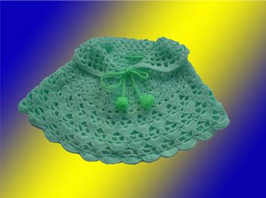 > 手工编织婴幼儿毛衣,披风,鞋帽子