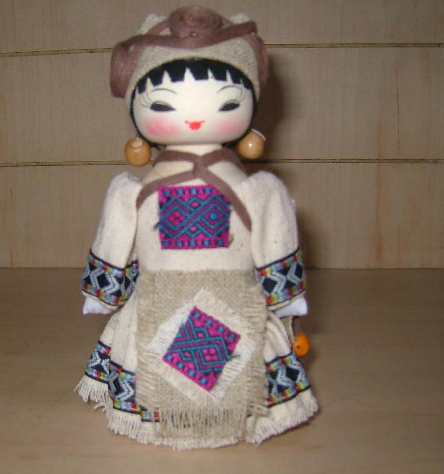 可爱的民族娃娃热卖中