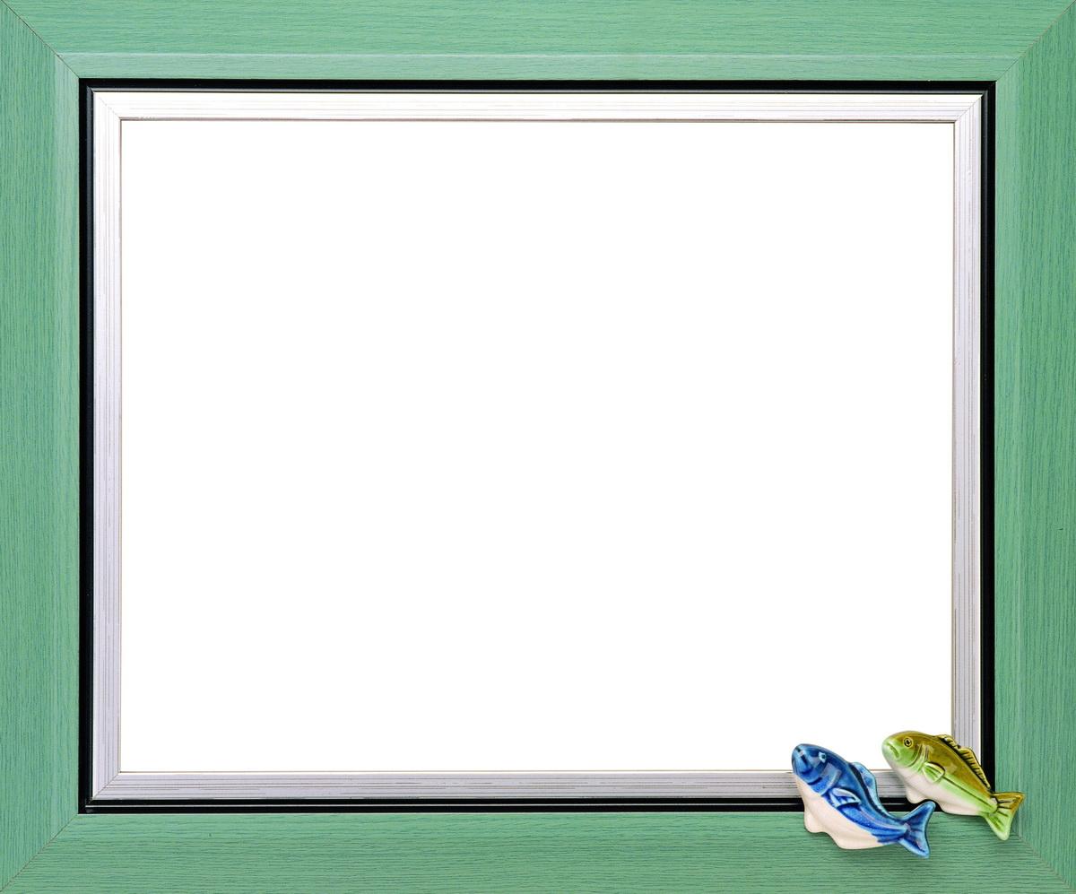 巧影透明免抠像框素材