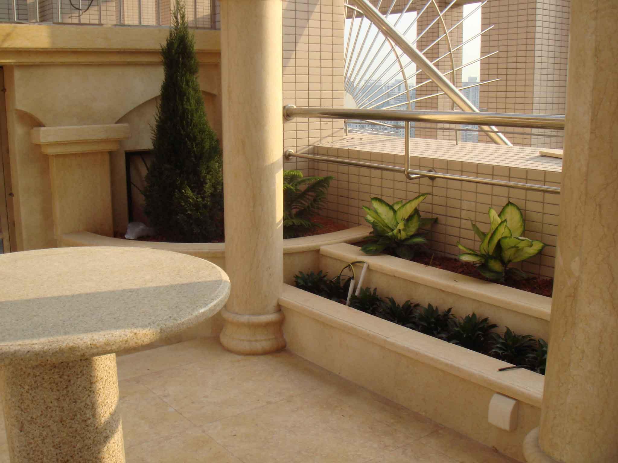 装修论坛  装修采购  > 入户花园,屋顶花园设计施工