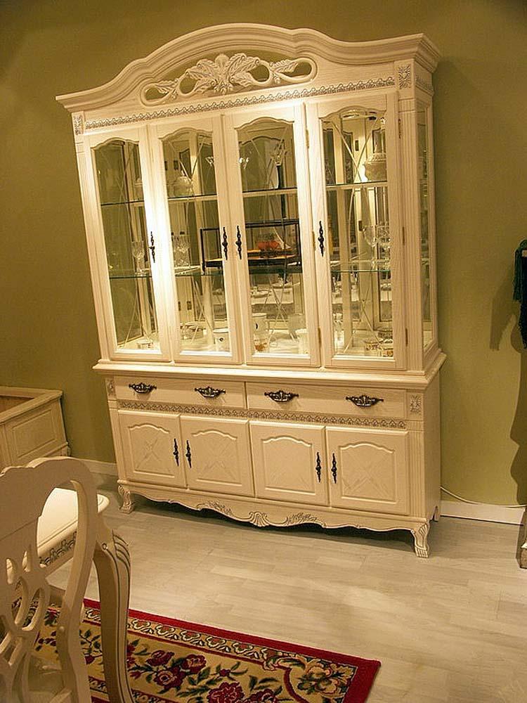 白色木纹系列美式家具团购—尽在嘉豪何室
