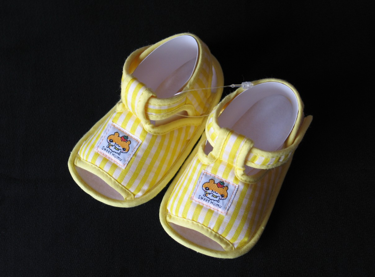 漂亮可爱得可以当装饰品的婴儿小鞋鞋第八帖-女宝宝篇