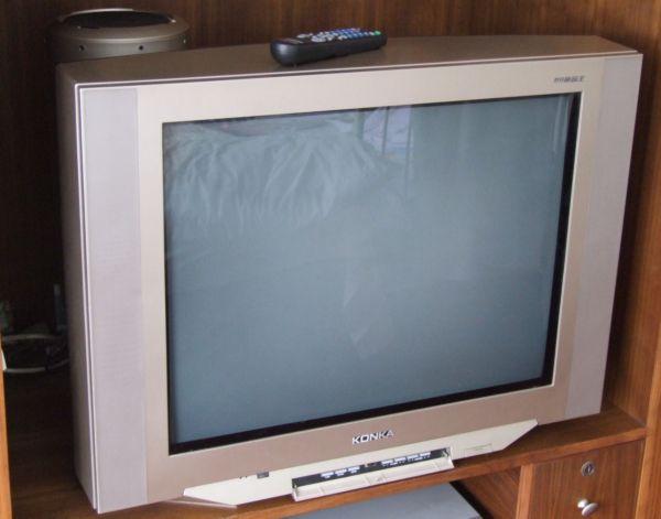 低价转让康佳(p2987n)29寸彩电与金正dvd-n700