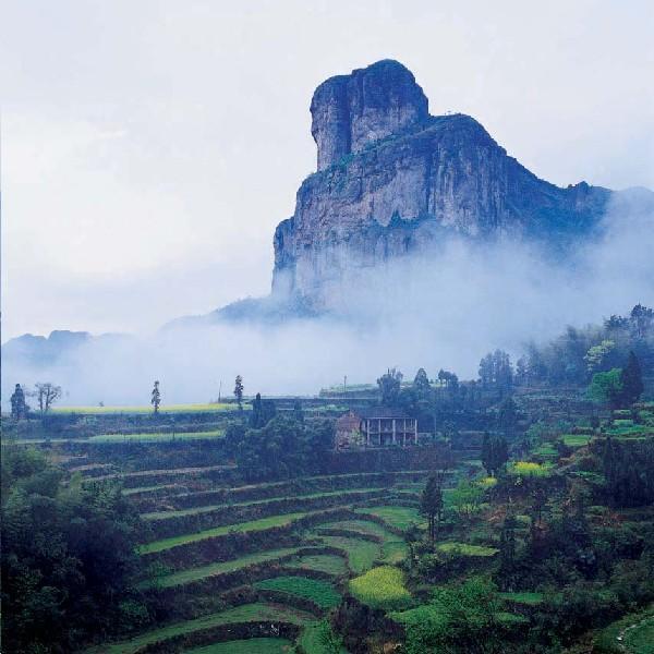 温州雁荡山风景区--人间仙境(内空)