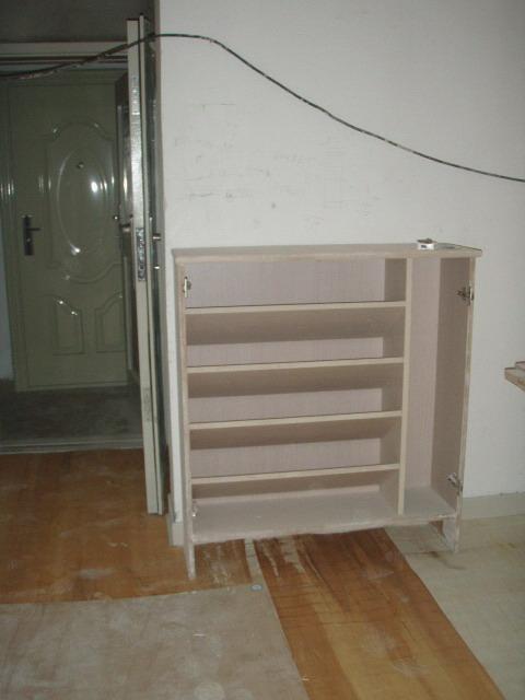 鞋柜内结构