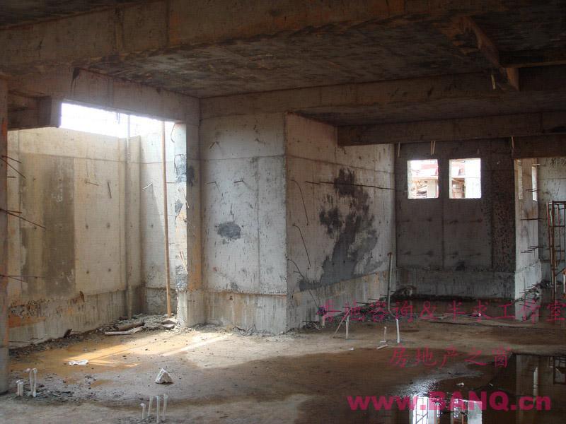"""""""大亚湾珠江别墅""""v别墅东岸:卧室图片的地下室,自然采光通风双拼照片房别墅图片"""