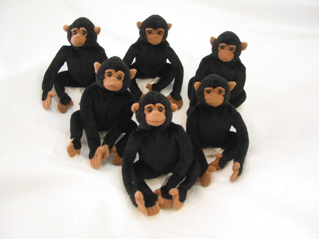 调皮可爱的小猩猩成群结队的来了!    原价:8米    30件起团购价:5米