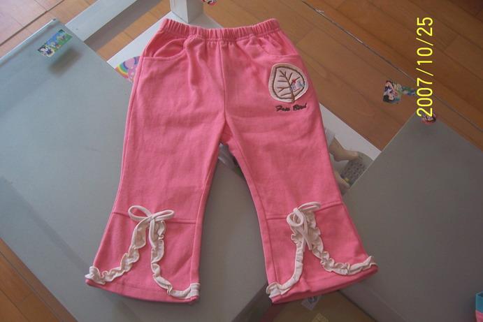 粉色 风衣 打底裤