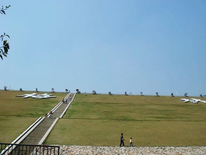梅林水库,梅林公园,银湖公园.