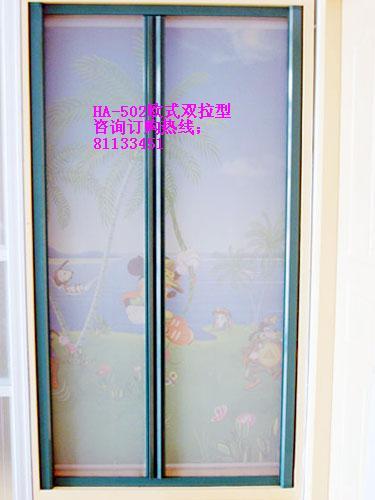ha-501欧式单拉型    适用范围:各类型单扇门