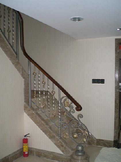 > 专业设计制作安装,铁木,不锈钢楼梯,别墅大门,户外围栏,窗花等.