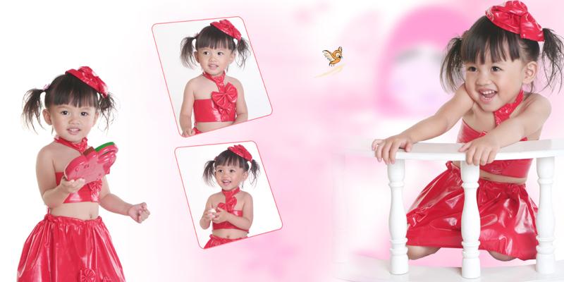 超可爱的两岁的小姑娘-----可儿宝贝专业儿童摄影