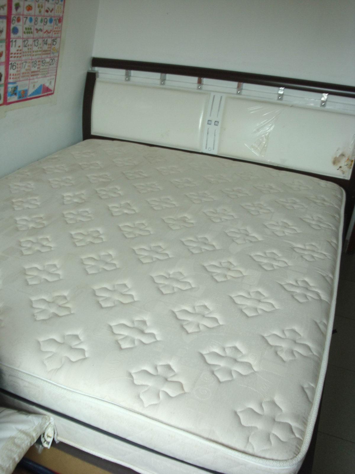 8米金海马牌床垫有图片!