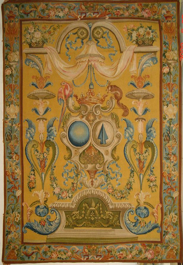 欧式风格的装修配什么样的艺术挂毯呢