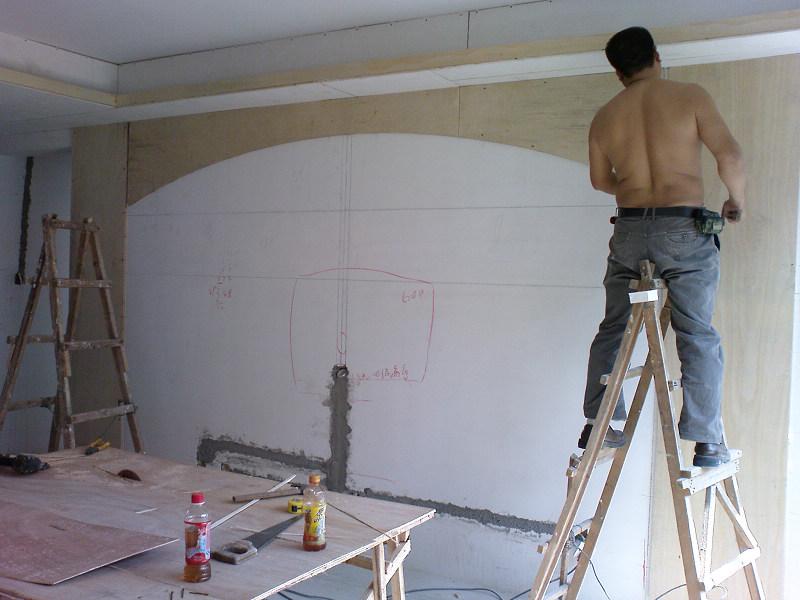 院子贴墙砖效果图大全